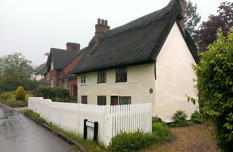 Image of Orwell's house in the Why Orwell Matters blog